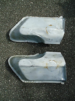 Ford Capri MK 1 2 3 Steel End of Sill Repair Panel - Fits all Models