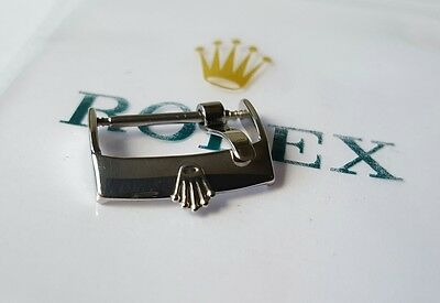 18Mm Rolex Stainless Steel Buckle, Fits 20Mm Strap