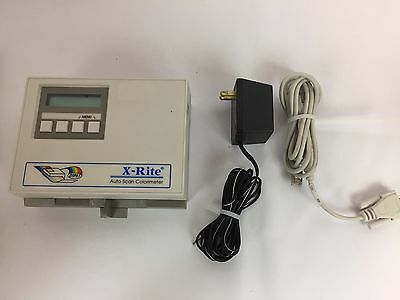 X-Rite Auto Scan Colorimeter DTP-51 With Power supply D3