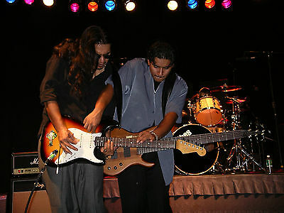 los lonely boys 8x10 photo
