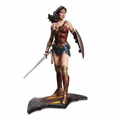 2017 DC Comics Dawn Of Justice Batman V Superman Wonder Woman Statue Gal Gadot !