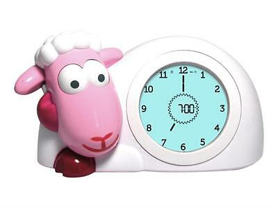 Zazu-Sam Sleep Clocks for Kids-Trainer Clock (Pink)