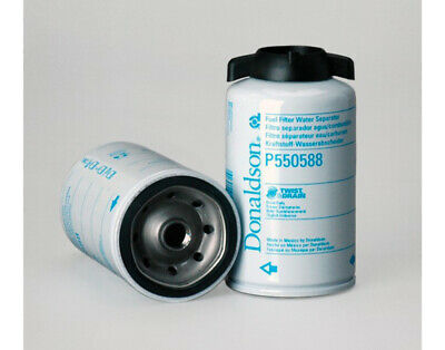 Donaldson Fuel Filter Water Separator Spin-On - Twist & Drain P550588