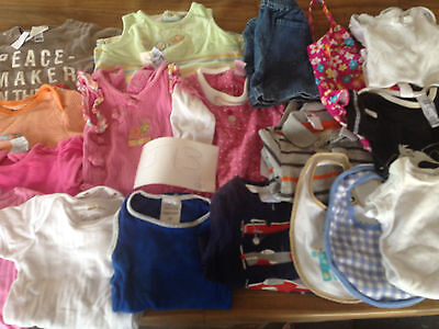 baby girls clothes size 00 bulk lot