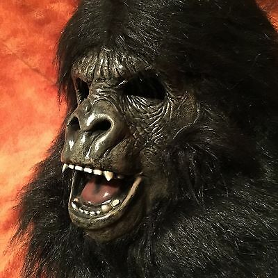 Quality GORILLA MASK Rubies EVERYONE SHOULD OWN ONE! not don post myers jason