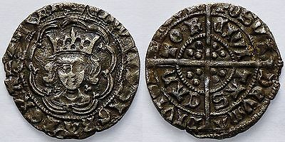 England, York, Edward IV. 1st reign, Half groat. Canterbury (Royal). 1467–1469.