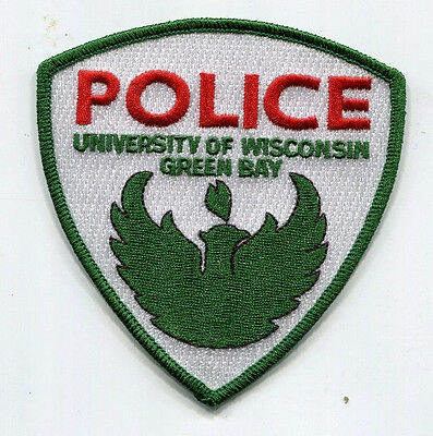 University of Wisconsin - Green Bay Police Patch