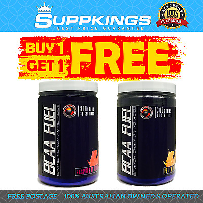 Buy One Get One Free Bcaa Powder 300G // 30 Serve // Nutracore Nutrition