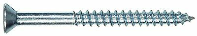 The Hillman Group 40021 - 6 x 1-Inch Flat Head Phillips Wood Screw 100-Pack