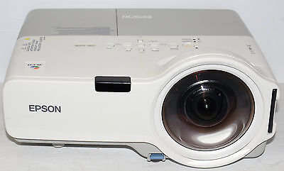Epson Emp-400W H281B Wxga Projector 1,267 Hours Lamp Usage Rs2