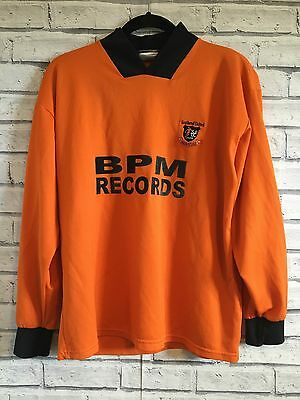 Vintage Southend United Waterford Ireland Football Shirt Long Sleeved L Large