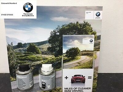 BMW Genuine Fuel Diesel Injector Cleaner Additive Treatment 100ml 83192296922