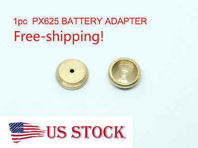 1pc X COPPER-MADE MR-9, PX625, PX13 Battery Adapter, for Canonet QL17