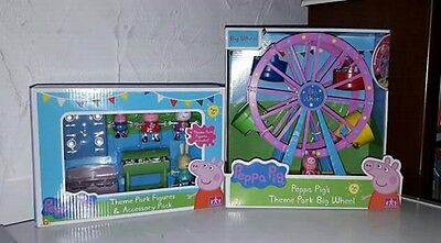 Peppa Pig Theme park bundle
