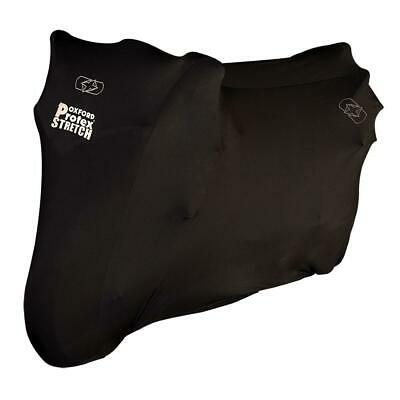 Oxford Protex Indoor Motorbike Motorcycle Premium Dust Cover - XL