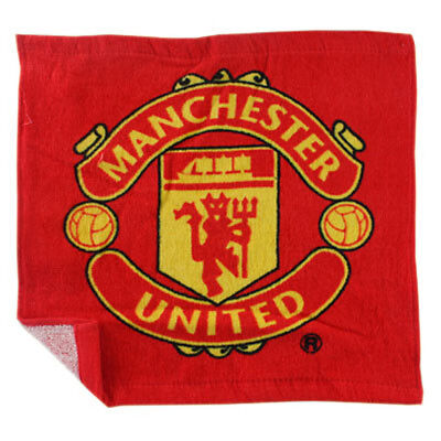 Manchester United F.C. Face Cloth / Flannel