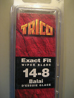 Trico Exact Fit Wiper Blade 14-8 new in box - (355mm) Pin Type Side Lock