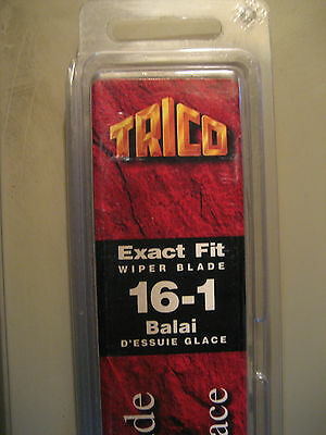 Trico Exact Fit Wiper Blade 16-1 new in box - Conventional