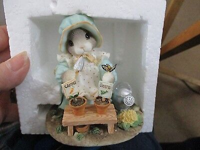 My Blushing Bunnies Love grows wherever you are ENESCO w/box
