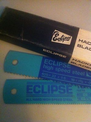 Eclipse Power Hacksaw Blades 350mm long  ae342e( Please See Details For Sizes )