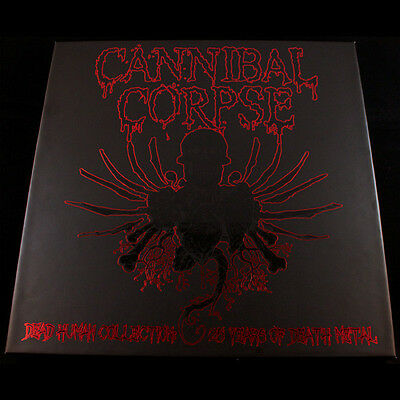 Cannibal Corpse - Dead Human Collection 25 Years of Death Metal (CD/VINYL BOX)