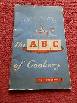 The ABC of Cookery - Ministry of Food 1945