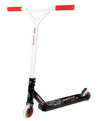 Patinete Scooter Bestial Wolf Booster B10 .nuevo Negro/blanco