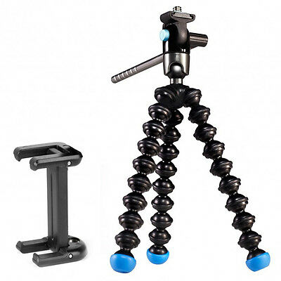 Joby Gorillapod Video Tripod with GripTight Mount for Smartphones