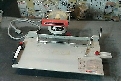 Martin Yale Table Top Paper Drill