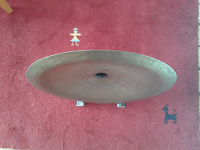 Hand Hammered 20 Inch China Cymbal (very heavy)