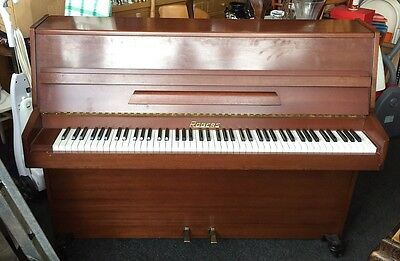 Rogers Overstrung Upright Piano