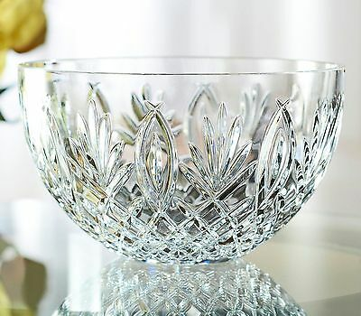 """Waterford Crystal Large Granville 10"""" Bowl - Brand New in Box"""