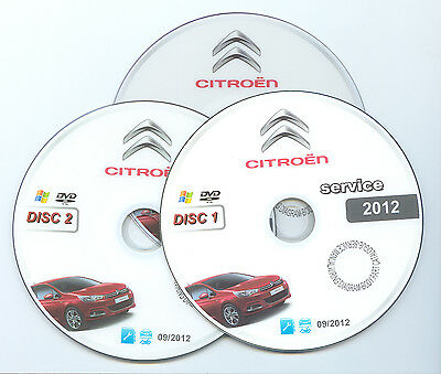 citroen service box 09-2012 workshop service manual multilanguage tis+epc+wds