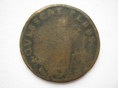 United States New Jersey St Patricks Farthing