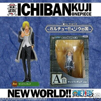 ONE PIECE SANJI Figure 190mm ICHIBAN KUJI COUNTRY OF ZOU