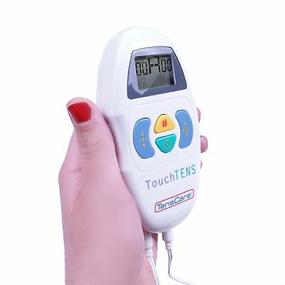 TensCare Touch TENS Pain Relief Machine - Best Seller Dual Channel TENS Machine