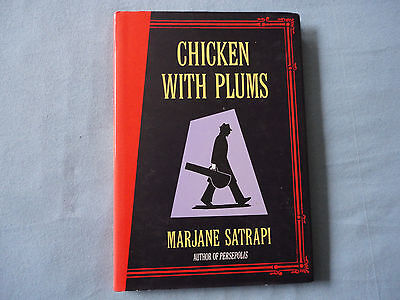 Chicken with Plums. Marjane Satrapi.Graphic Novel