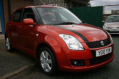 2010 Suzuki Swift 1.3 DDiS 5 Dr Only £2950