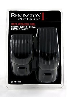 Remington ProPower Combo Pack│Hair Trimmer Replacement Combs Attachment SPHC5000