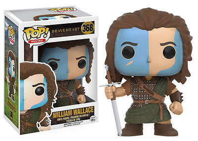 Braveheart William Wallace Pop !