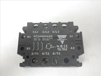 RZ2440HAP0 Carlo Gavazzi Solid State Relay 240V 40A 50/60Hz (New No Box)