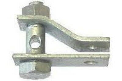 25no. 90mm Ferule Winders - Locking strainers for Chainlink Fencing