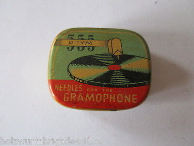 seltene alte Grammophon Nadeln 555 Prym Needles for the Gramophon Original Dose