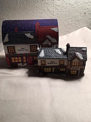 Dept 56 Dickens Village THE OLD CURIOSITY SHOP Ornament MIB #98738