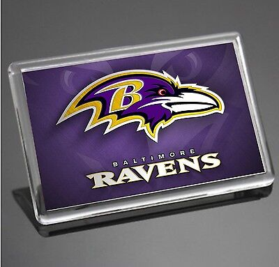 Baltimore Ravens Logo NFL Joe Flacco Fridge Magnet