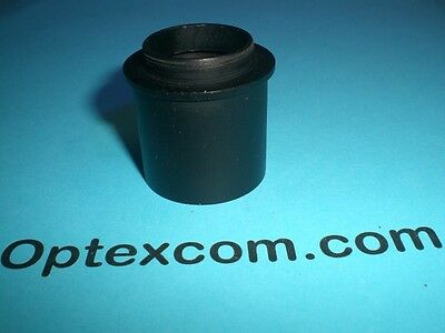 "Telescope eyepiece to camera Adapter 1.25"" to C Mount 1"" Dia 32 TPIor 16mm mount"