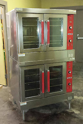 VC4ED-9 Vulcan double Stack Convection Oven Electric