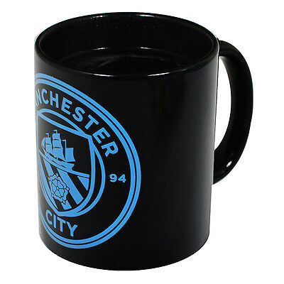 Manchester City Fc New Heat Changing Ceramic Tea Coffee Latte Mug Cup Xmas Gift