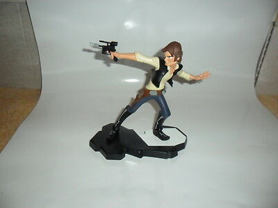 Star Wars - Animated Maquette Han Solo Limited Edition