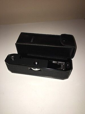 Canon Power Winder A with case